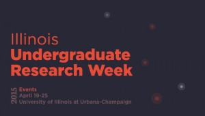undergrad research week